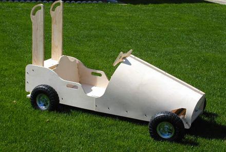 Soapbox Derby, Go Kart, Toy Backhoe, kits and plans. Soap ...